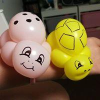 Armbänder Luftballons