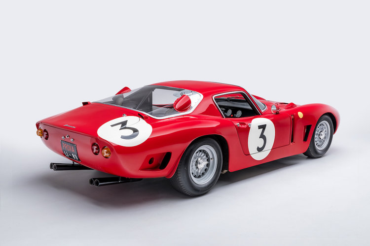 1965 Iso Bizzarrini A3 / C Wettbewerb