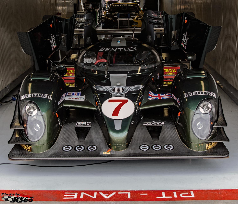 Bentley Speed 8 Lmp1: Endurance Racing Legends