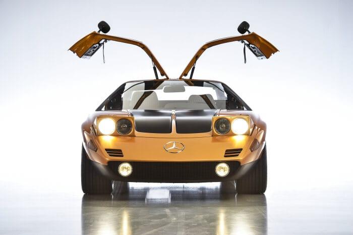Mercedes-Benz Experimentalfahrzeug C 111-II