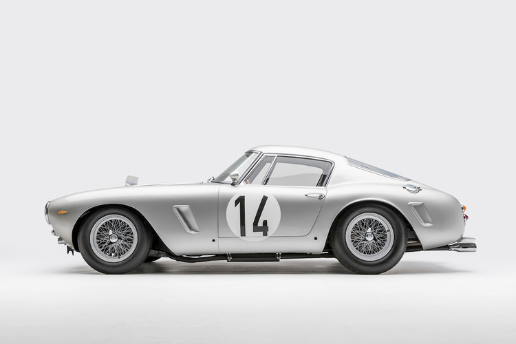 1961 Ferrari 250 GT SWB SEFAC