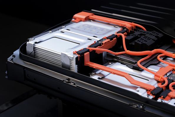 Die Hochvoltbatterie bildet die Grundlage für die Elektromobilität.