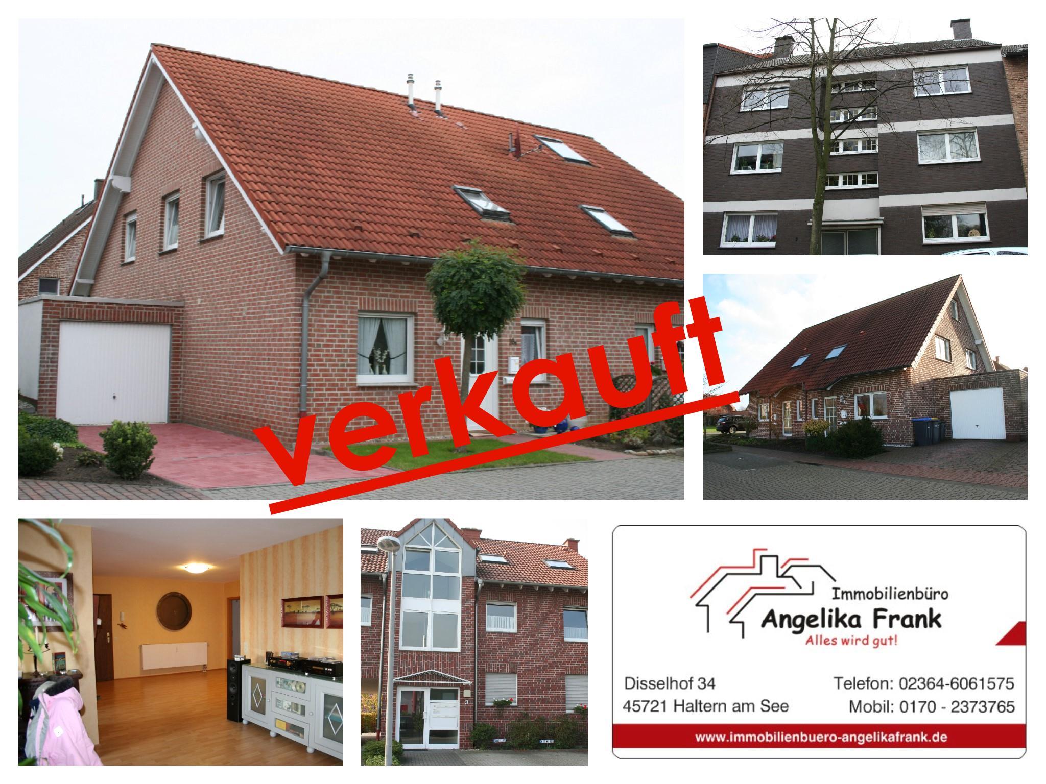 Wohnungen in Dülmen, Haltern und Waltrop