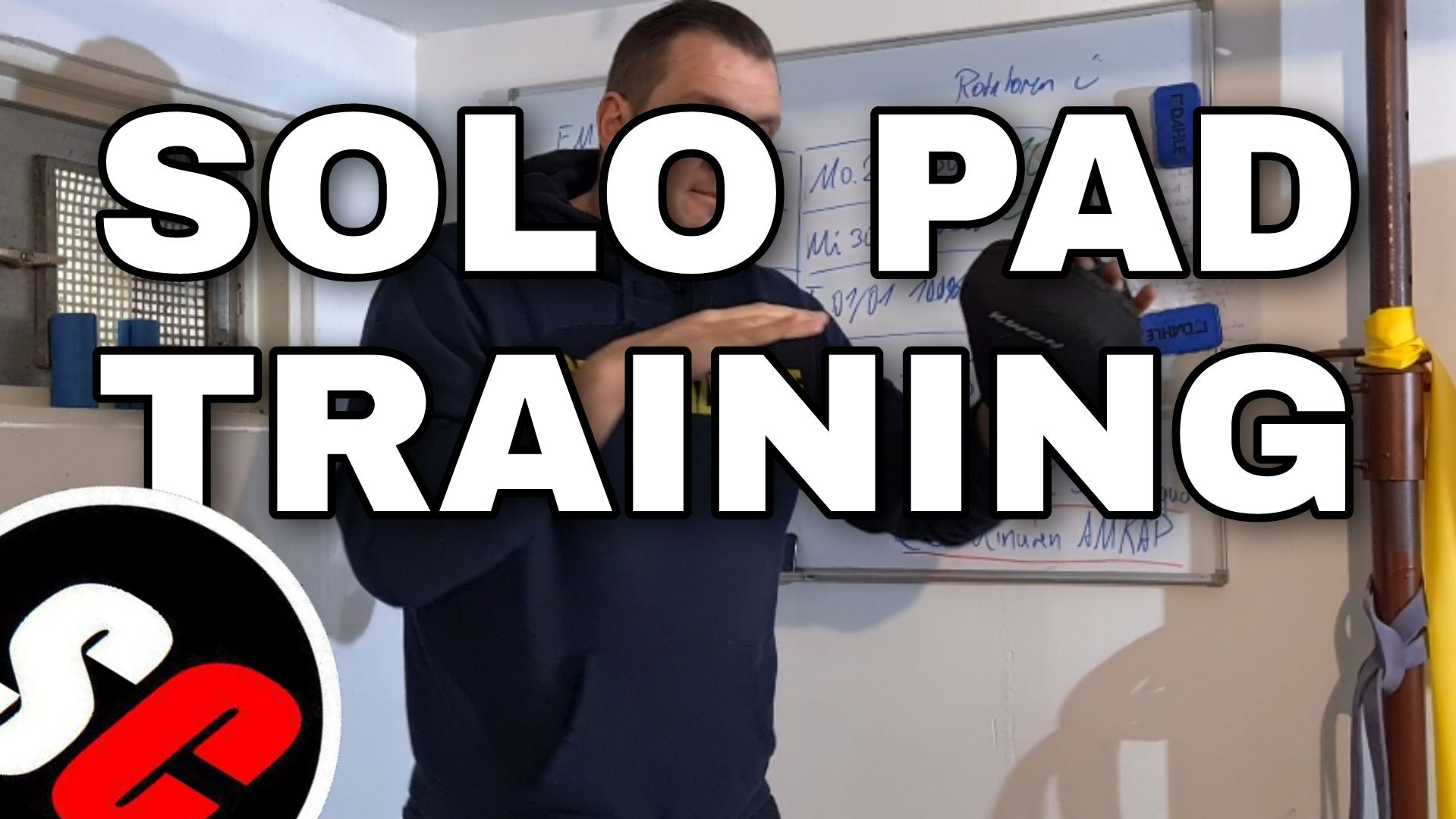 Unarmed Combatives | Solo Pad Training - Fehler und Trainingsnarben