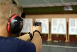 SC Int'l Street Combatives Schießausbildung Waffenrecht