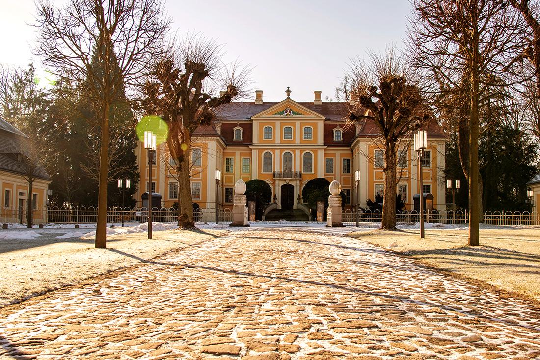Barockschloss Rammenau - Gebäude