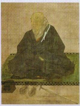 Le moine Shinran Shonin (1173-1263)