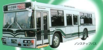 Bus de la ville de Kyōto