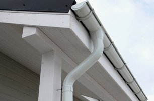pvc guttering, fascias and soffit boards all work completed by complete guttering services wheathampstead