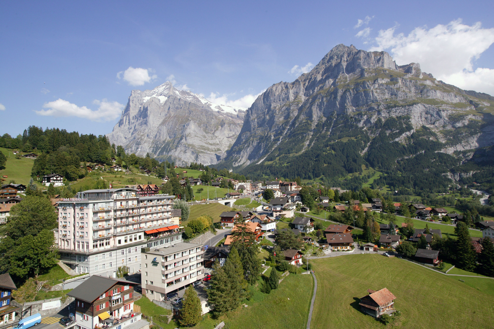 Hotel Belvedere, Grindelwald (CH / BE)