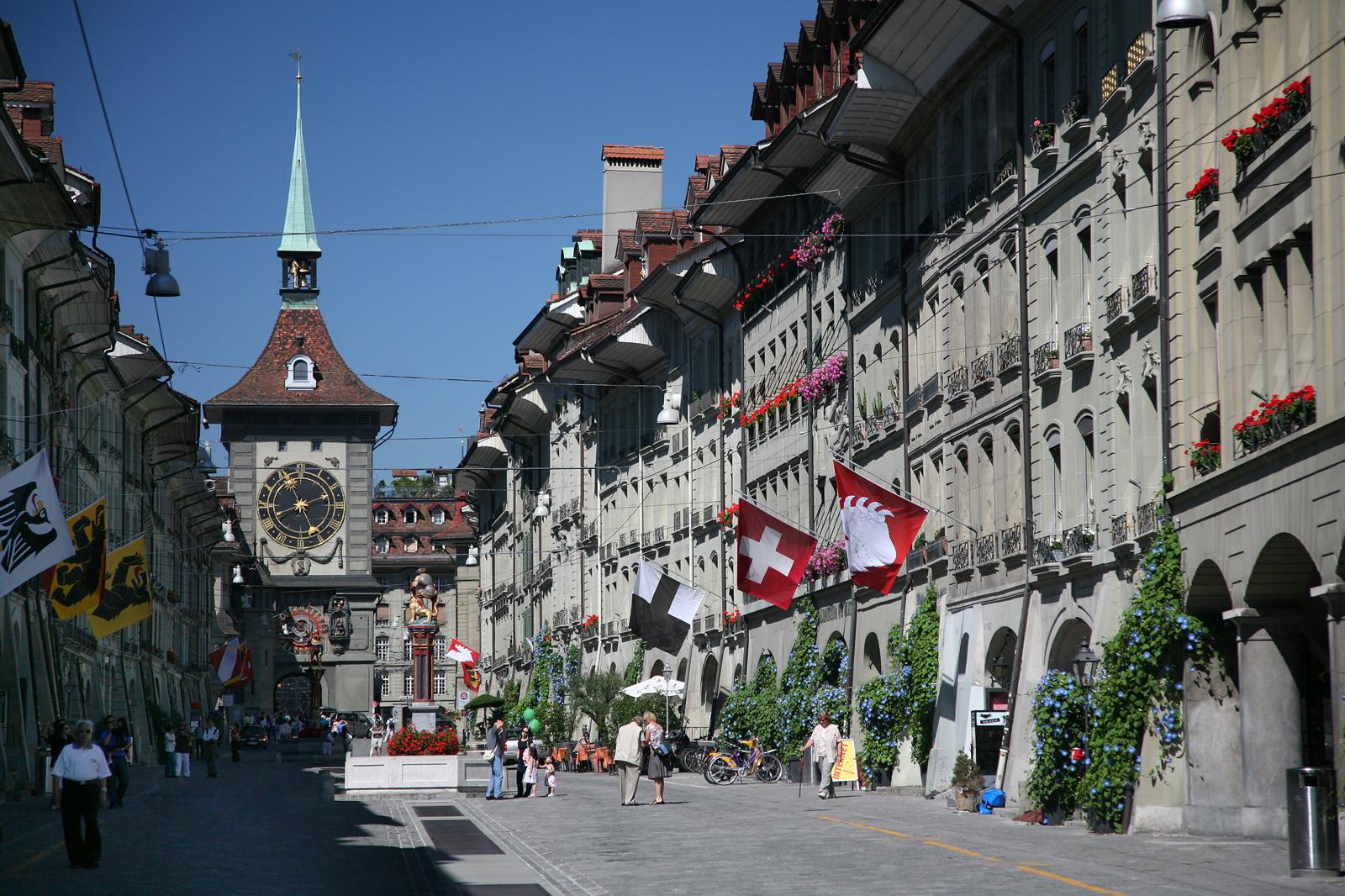 Kramgasse, Berne (CH / BE)