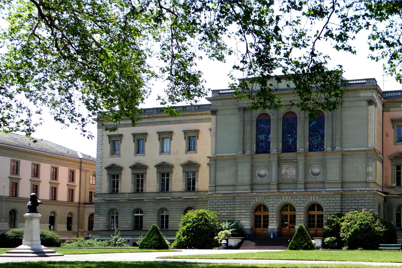 University, Geneva (CH / GE)