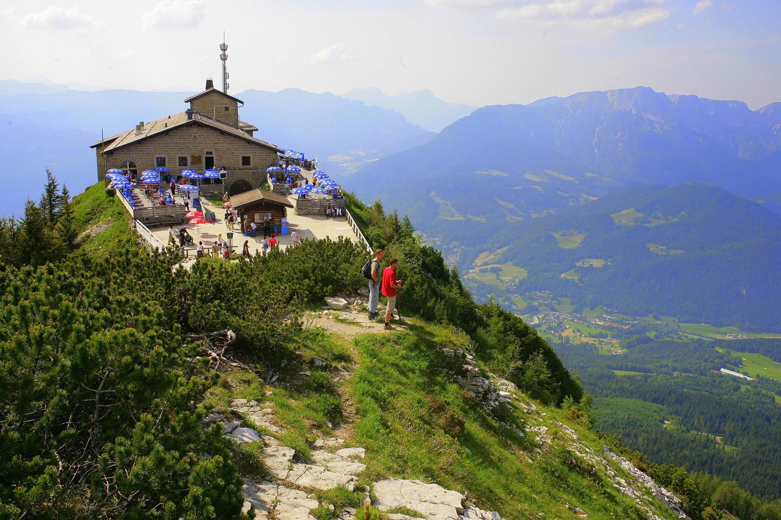 Kehlsteinhaus / Eagles Nest, Berchtesgaden (DE)