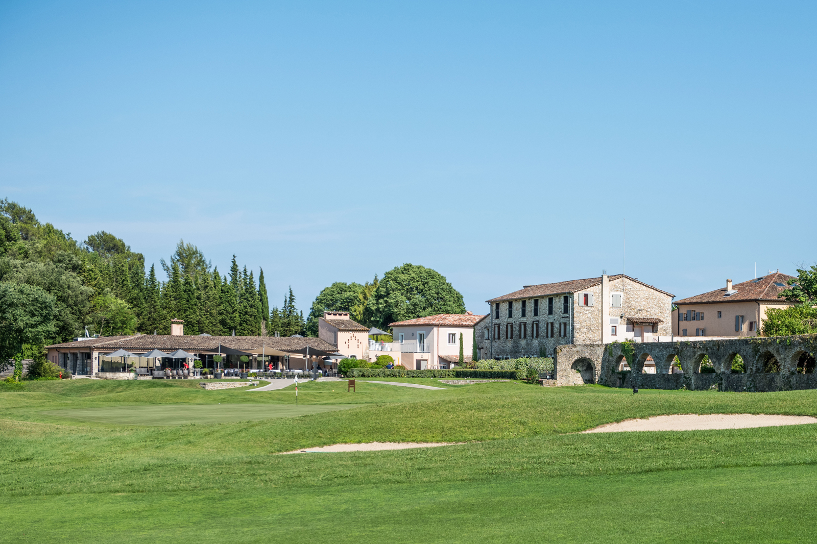 Golf Course Cote d'Azur (FR)