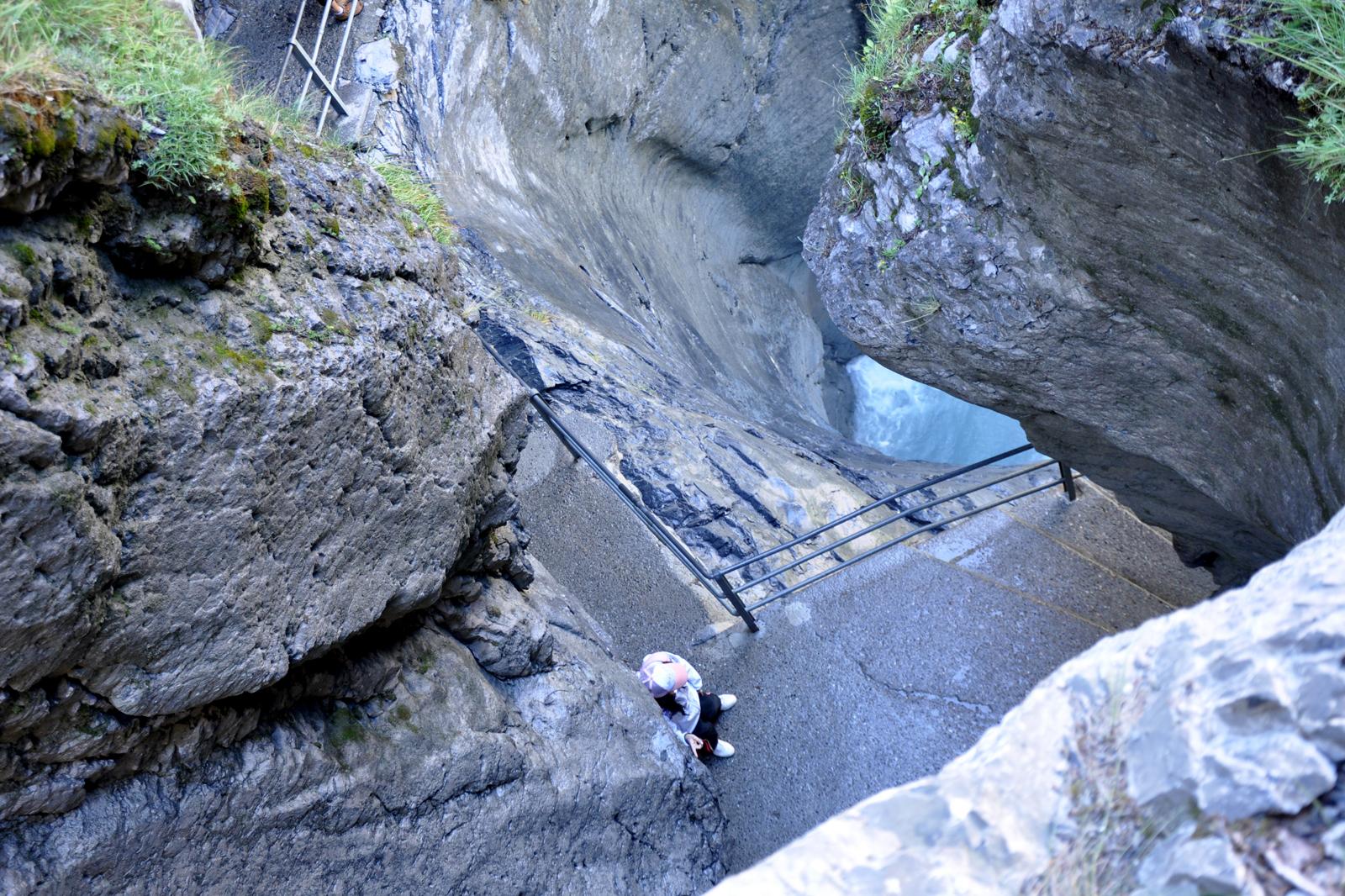Trummelbach falls, Lauterbrunnen (CH / BE)