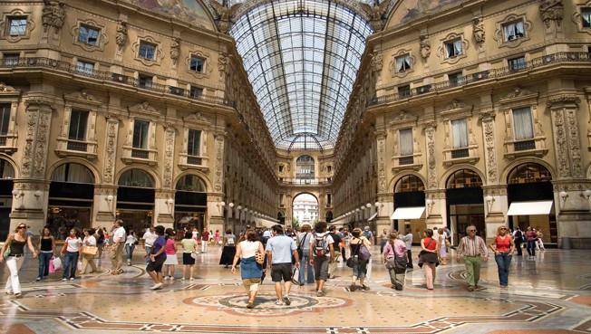 Galleria Vittorio Emanuele II (IT / Milano)