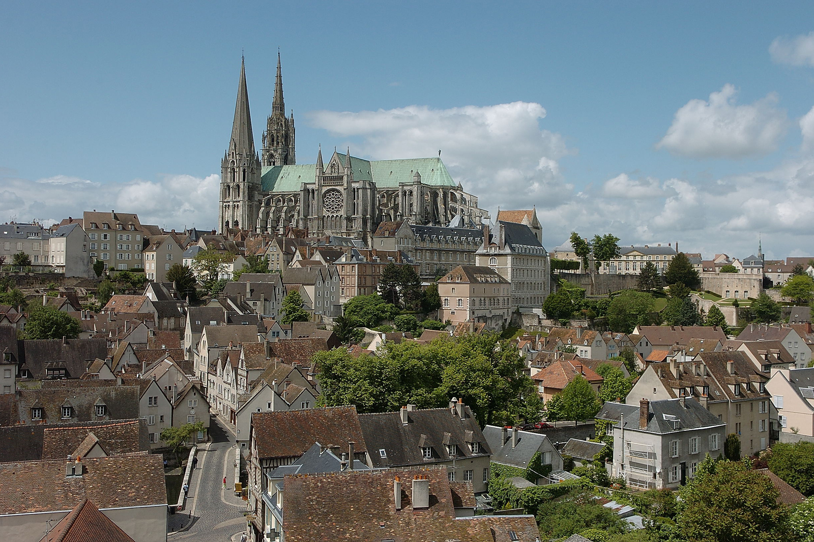 Cathedral of Chartres (FR)