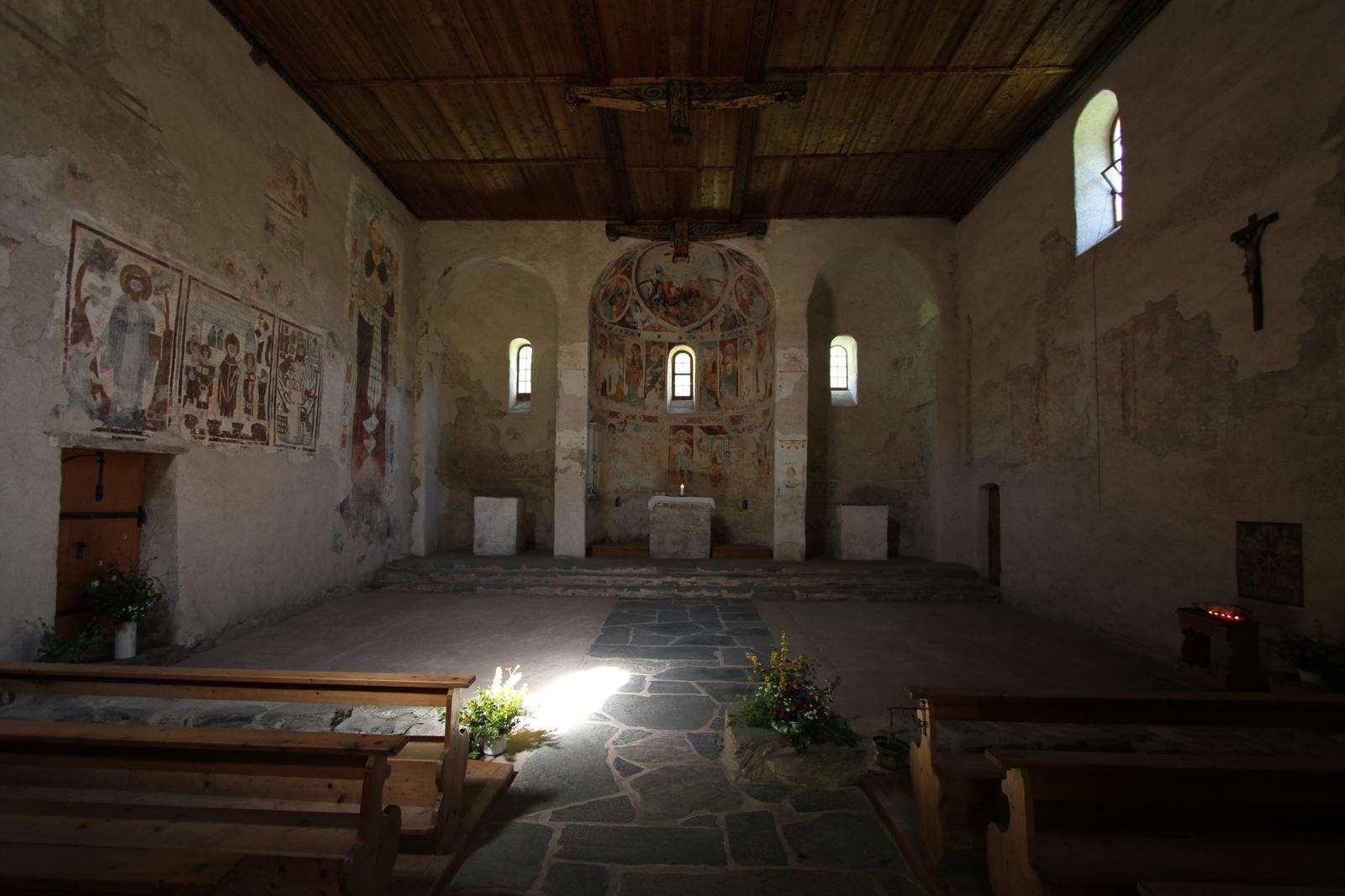 St. Peter Mistail, Alvaschein (CH / GR)