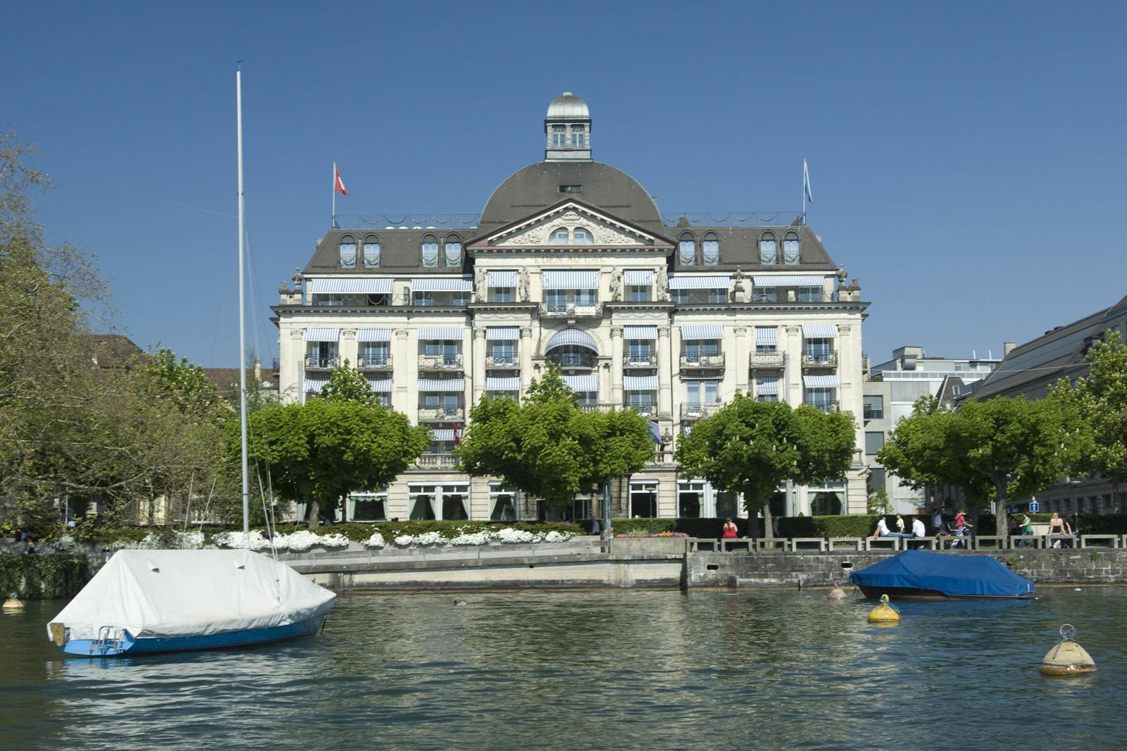 Hotel Eden au Lac, Zurich (CH)