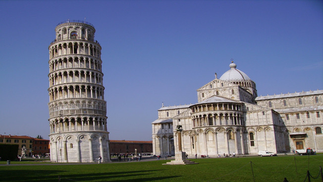 Leaning Tower of Pisa (IT)
