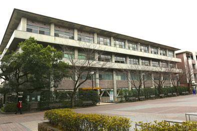 現在の清心館の外観