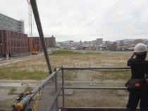 防災公園として茨木市が整備する岩倉公園