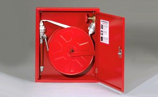 GGS Brandschutz - Wandhydranten mit Flachschlauch