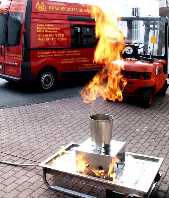 GGS Brandschutz - Brandschutzunterweisungen, Feuerlöschübungen, Evakuierungsübungen, Brandbekämpfung & Sicherheit bei Erstmaßnahmen