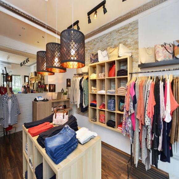 Protections des magasins de vêtements