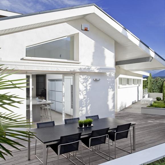 Protection de votre terrasse