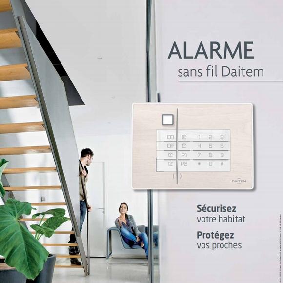 Alarme protection de votre habitation