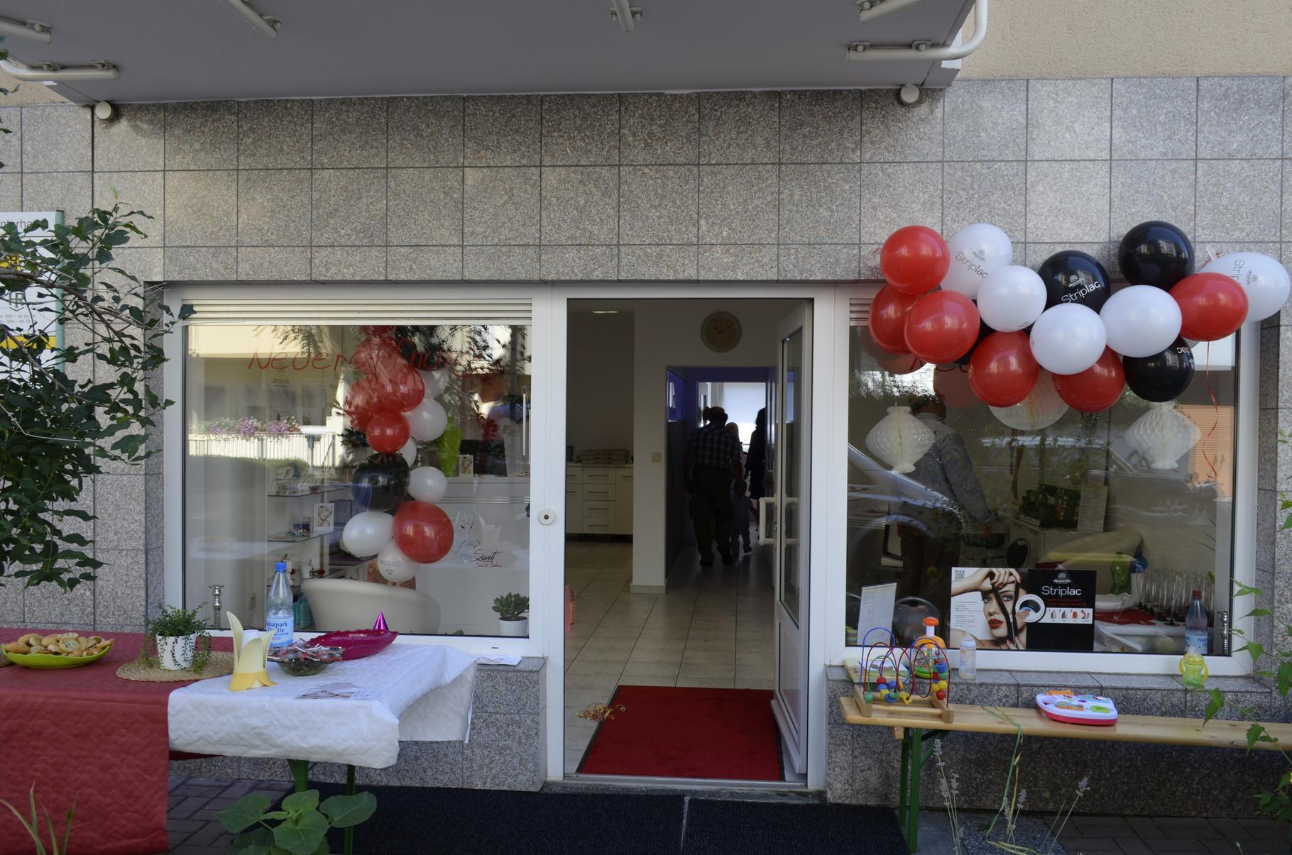 Kosmetiksalon Santi - Eingangsbereich