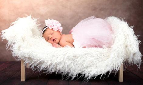 schlafende Prinzessin
