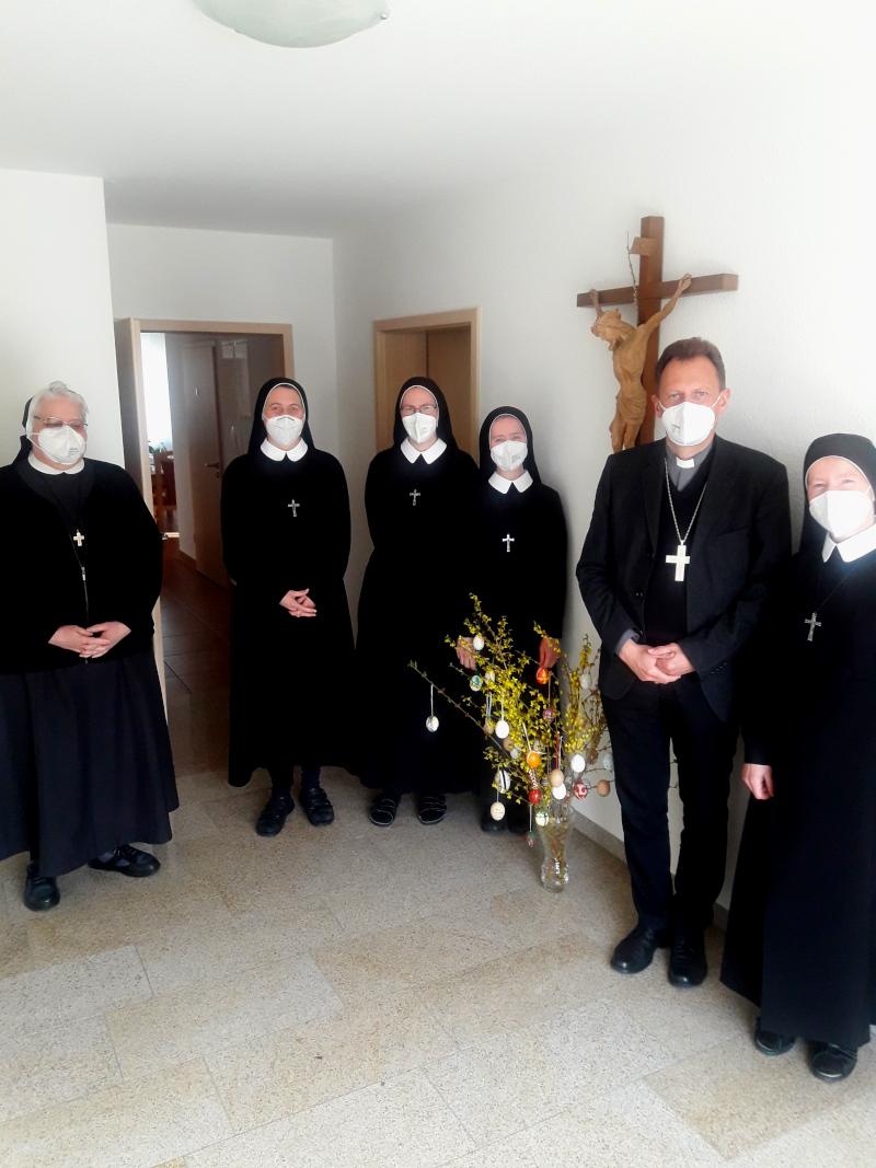 Besuch von Weihbischof Herwig Gössl