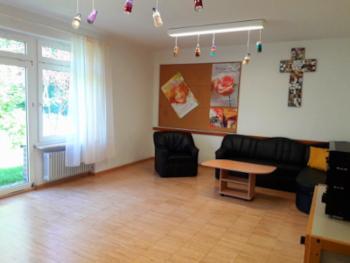 Der neu gestaltete Jugendraum