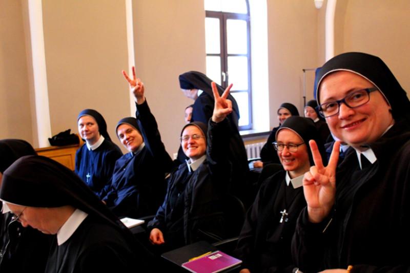 Ordensschwester werden
