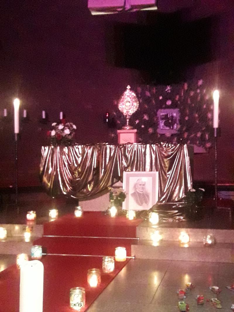 Gebetsnacht zum Fest des Seligen Georg Matulaitis