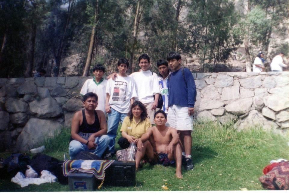 paseo primaveral 1994