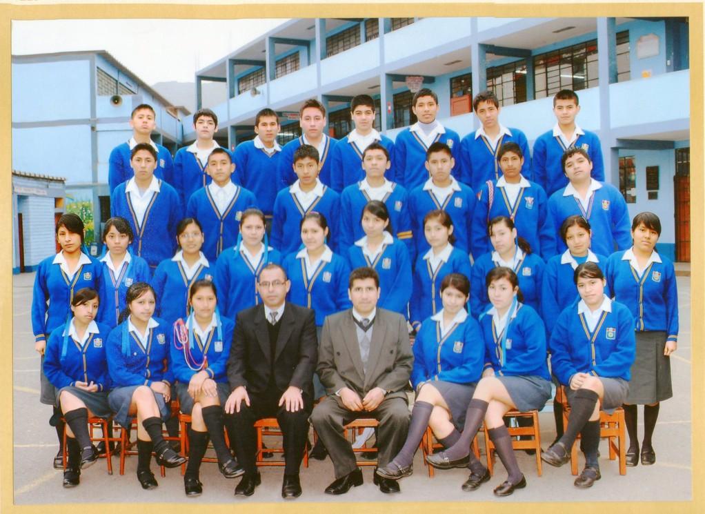 """Promoción 2011 - 5º """"A"""""""