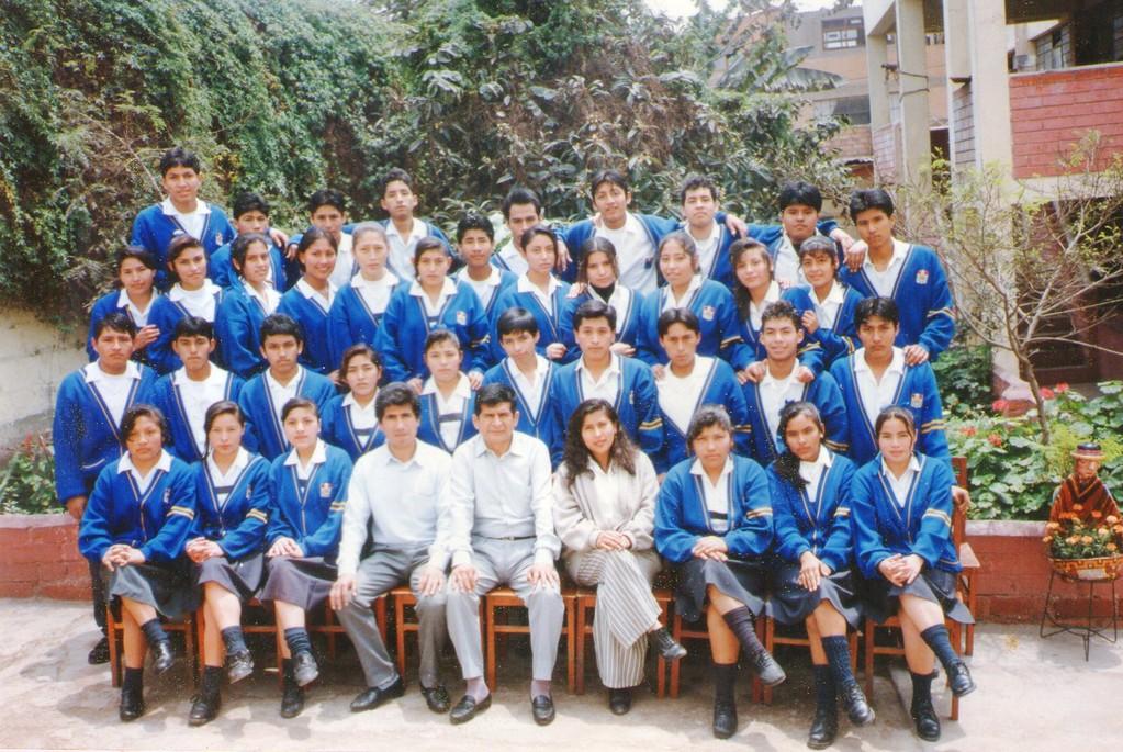 """Promoción 1996 - 5º """"B"""""""