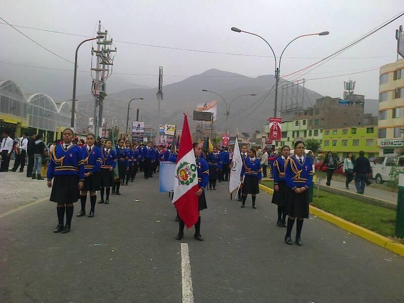 desfile - 2014
