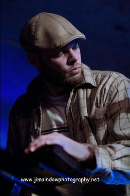 (Edward Cawthorne) Tenderlonious  & the 22archestra at Total Refreshment Centre, London 21.10.17