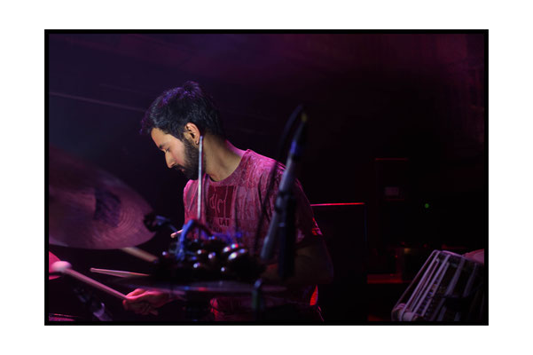 Sarathy Korwar. The Jazz  Cafe