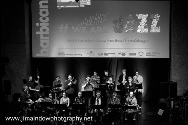 Trinity Laban Contemporary Jazz Ensemble