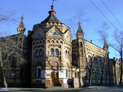 дом Второых в Иркутске в наши дни