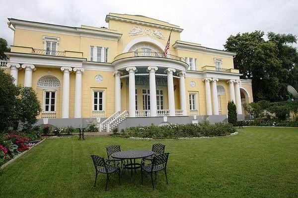 Дом Второвых в Москве в наши дни