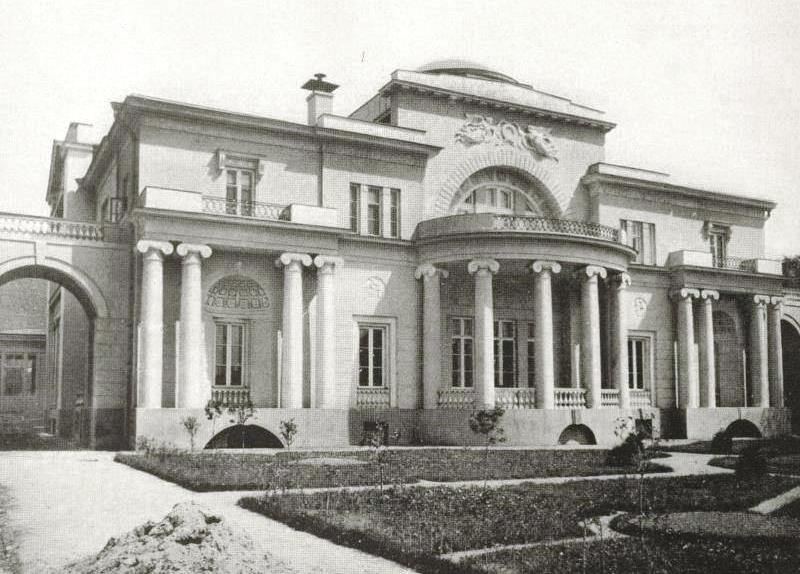 Дом Второвых в Москве. Спас-Хаус
