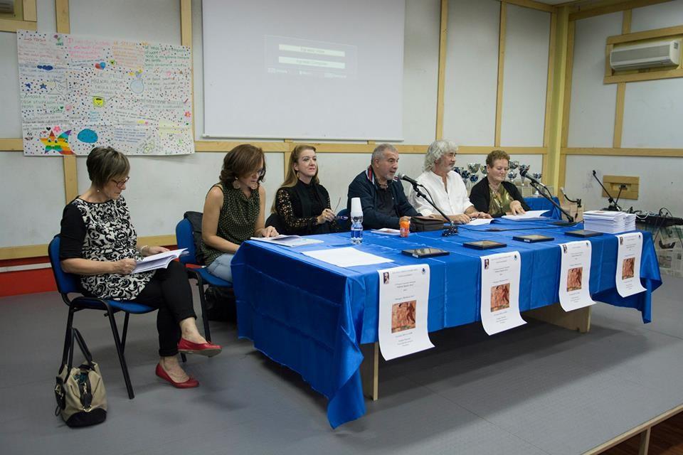 """GIURIA 5° Premio Letterario Nazionale - Athena Spazio Arte 2014 """"Omaggio a Maribruna Toni"""""""