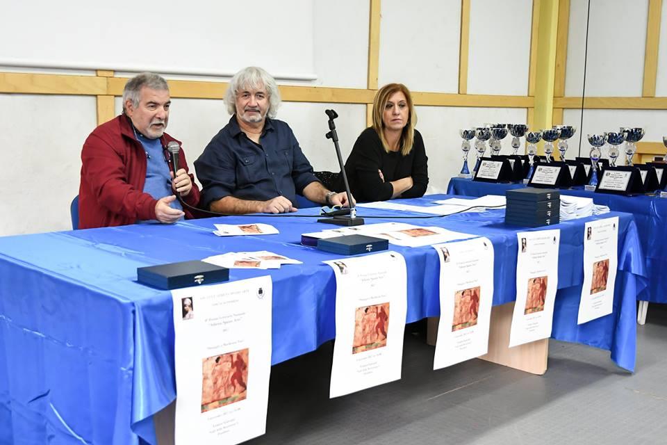 GIURIA OMAGGIO MARIBRUNA TONI CONCORSO LETTERARIO 2017