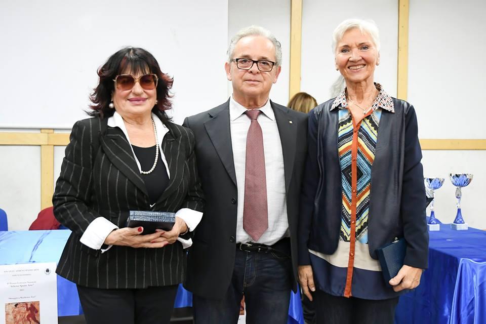Lo scrittore Italo zingoni e il gruppo di lettura